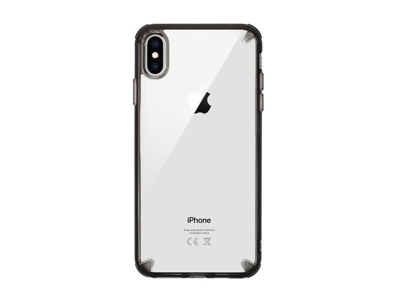 Apple iPhone XS Max – etui na telefon Ringke Fusion – czarny