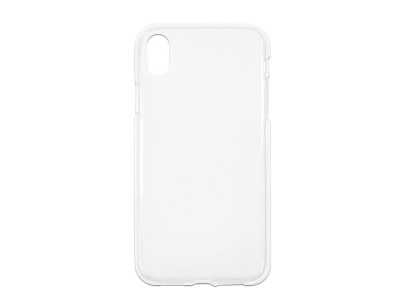 Apple iPhone XR – etui na telefon FLEXmat Case – biały