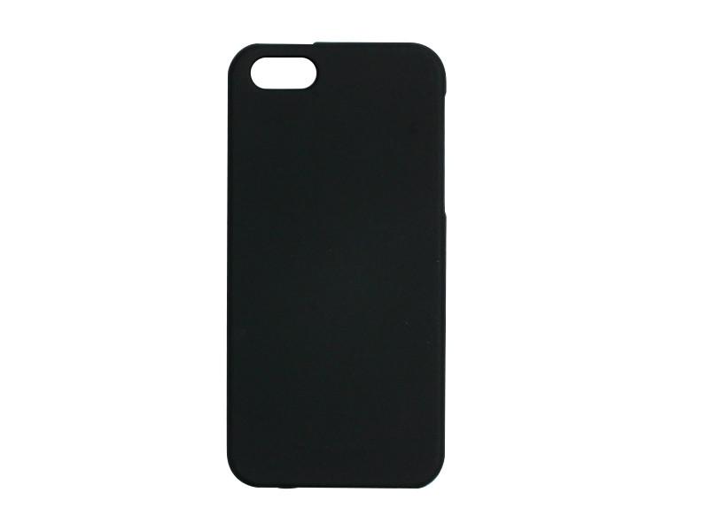 Apple iPhone 5SE – etui na telefon Mercury Goospery Soft Feeling – czarny